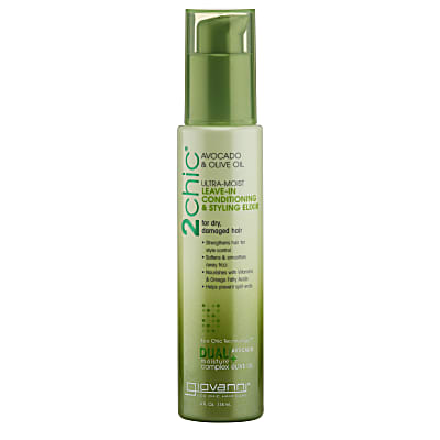 Giovanni 2Chic Ultra-Moist Leave-in-Conditioning & Styling Elixir