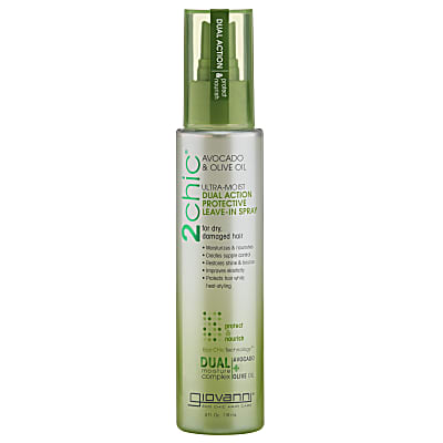 Giovanni 2Chic Ultra-Moist Dual Action Protective Leave in Spray