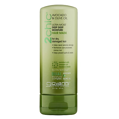 Giovanni 2Chic Ultra-Moist Deep Moisture Hair Mask