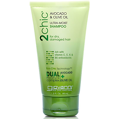 Giovanni 2Chic Ultra-Moist Shampoo - Travel size