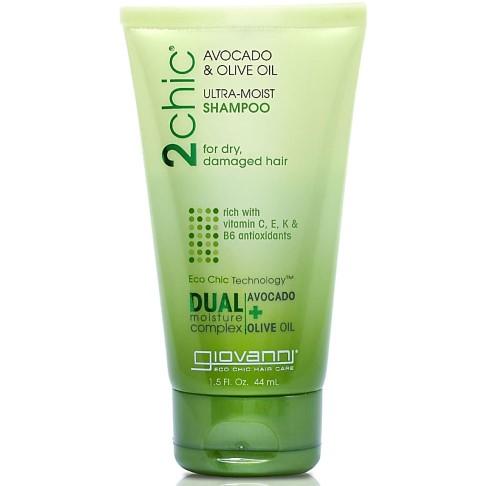 Giovanni 2Chic Ultra-Moist Shampoo - Travel size