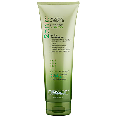 Giovanni 2Chic Ultra-Moist Shampoo (droog, beschadigd haar)