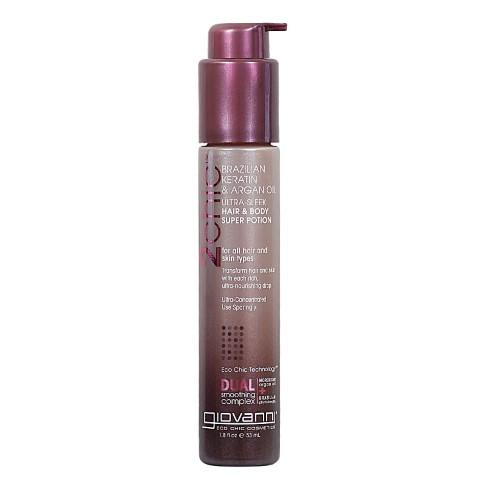 Giovanni 2Chic Ultra-Sleek Hair & Body Super Potion Oil