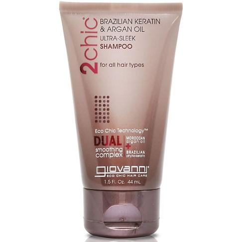 Giovanni 2Chic Ultra-Sleek Shampoo - Travel Size