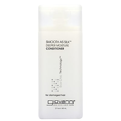 Giovanni Smooth As Silk Deep Moisture Conditioner - Travel Size