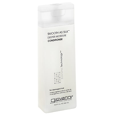 Giovanni Smooth As Silk Deep Moisture Conditioner (beschadigd haar)