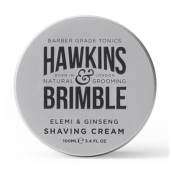 Image of Hawkins & Brimble Elemi en Ginseng - Shaving Cream