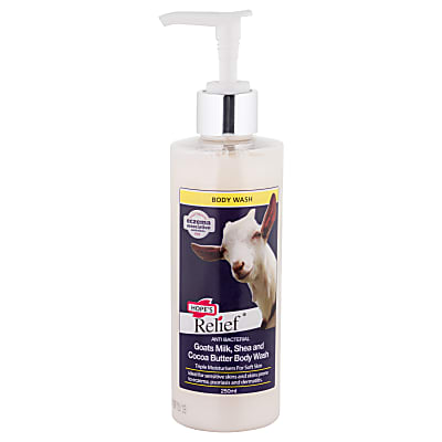 Hope's Relief Goat's Milk Body Wash