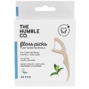Humble Floss Picks Munt (50 stuks)
