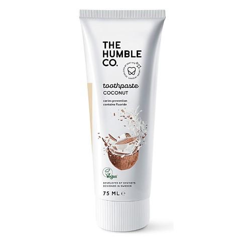 Humble Natuurlijke Tandpasta - Kokosnoot & Zout met Fluoride