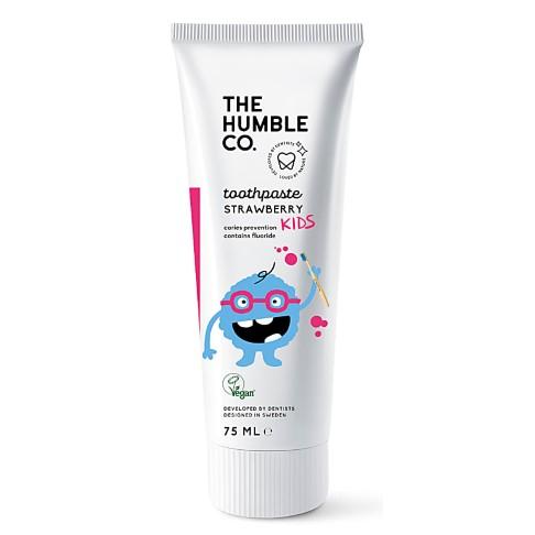 Humble Natuurlijke Tandpasta voor Kinderen - Aardbeien