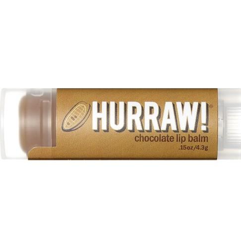 Hurraw Chocolate Lippenbalsem