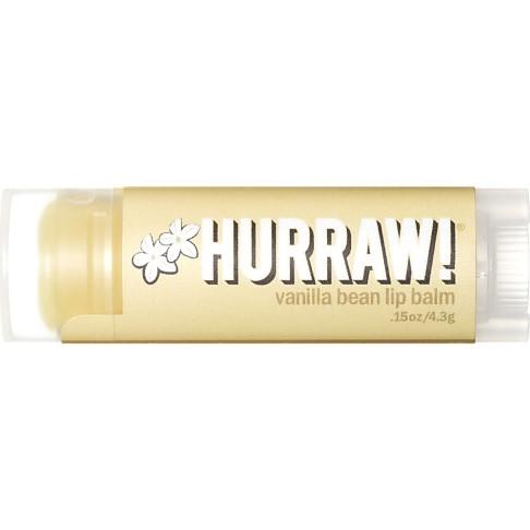 Hurraw Vanilla Bean Lippenbalsem