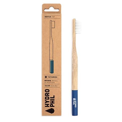 Hydrophil Bamboo Tandenborstel Blauw Extra Soft