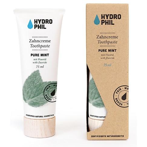 Hydrophil Tandpasta Pure Mint (75ml)