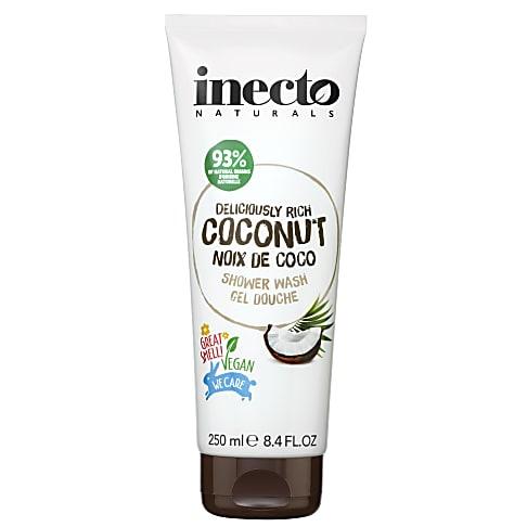 Inecto Pure Coconut Body Wash