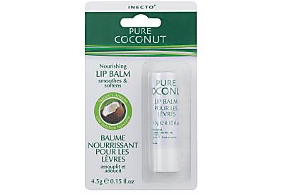 Inecto Pure Coconut Nourishing Lip Balm
