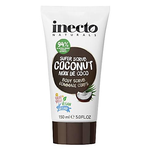 Inecto Pure Coconut Body Scrub