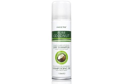 Inecto Pure Coconut Dry Shampoo