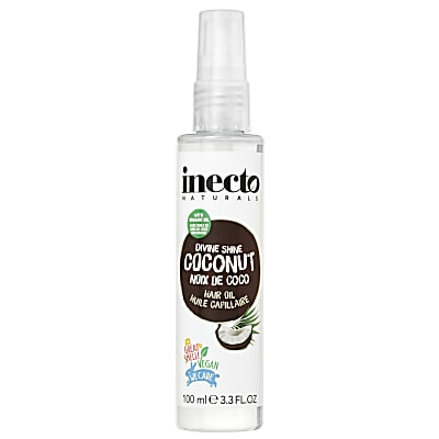 Inecto Naturals Coconut Hair Oil