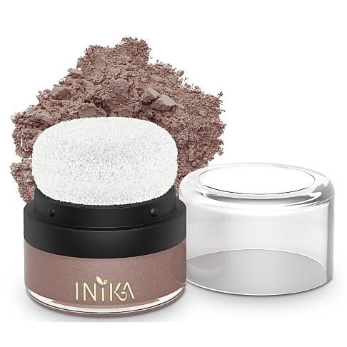 INIKA Mineral Blush Puff Pot - Rose Glow