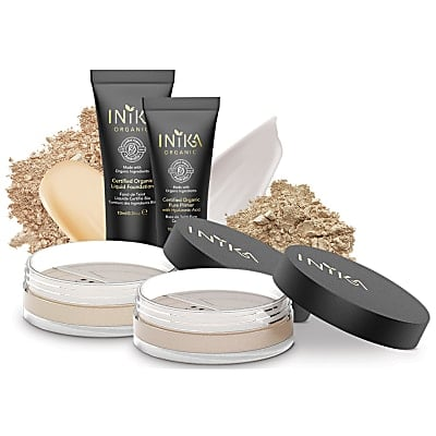 INIKA Trial Kit - Light/Medium