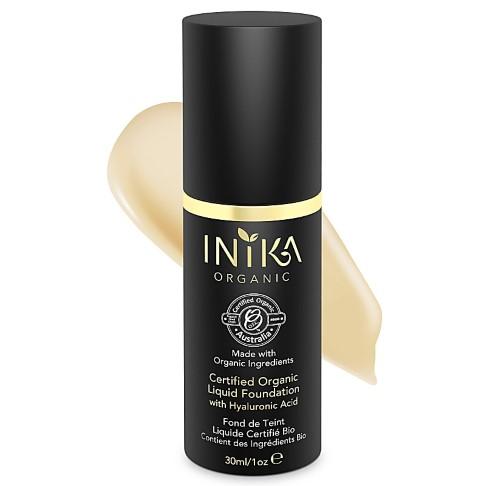 INIKA Liquid Foundation - Cream