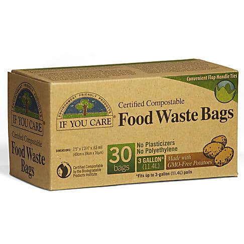 If You Care Composteerbare Voedsel Zakken