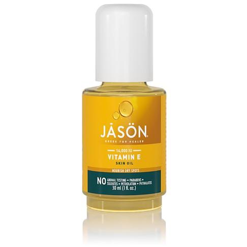 Jason Vitamin E 14,000 IU Oil - Lipid Treatment (droge huid)