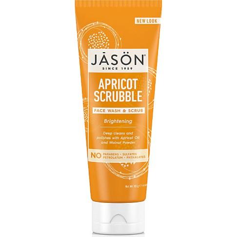Jason Apricot Scrubble - Facial Wash & Scrub