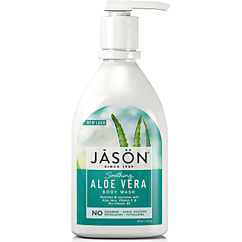 Jason Natural Body Wash - Aloe Vera
