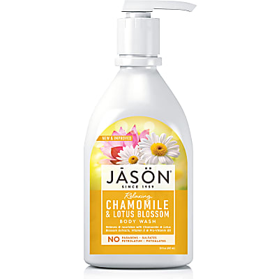 Jason Natural Body Wash - Kamille (rustgevend)