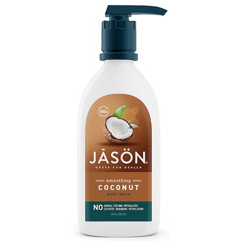 Jason Natural Body Wash - Smoothing Coconut