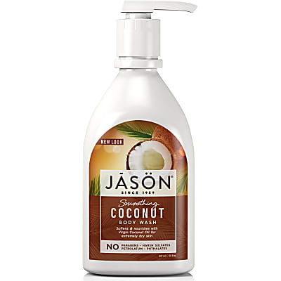 Jason Natural Body Wash - Smoothing Coconut