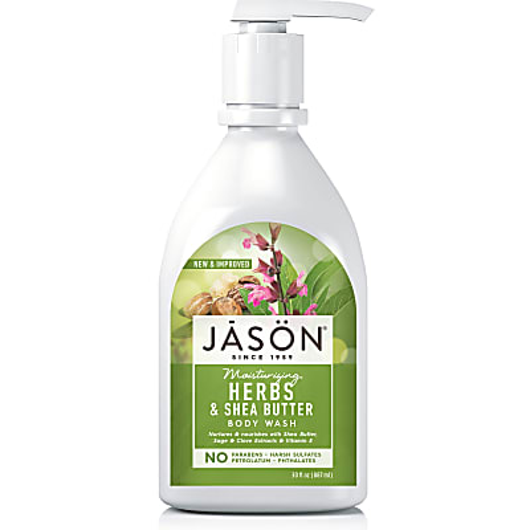 Jason Natural Body Wash - Kruiden (hydraterend)