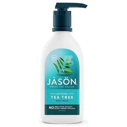 Jason Natural Body Wash - Tea Tree (reinigend)