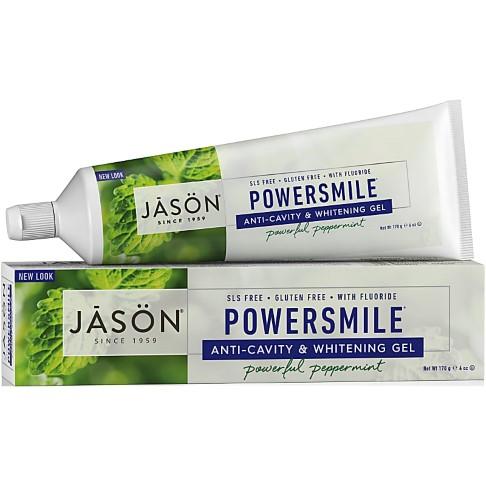 Jason Tandpasta Power Smile Whitening CoQ10