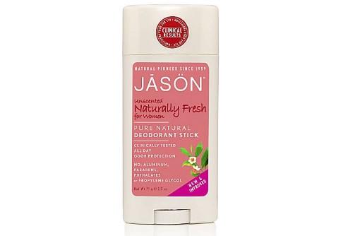 Jason Natural Deodorant Stick Women - Zonder geurstoffen