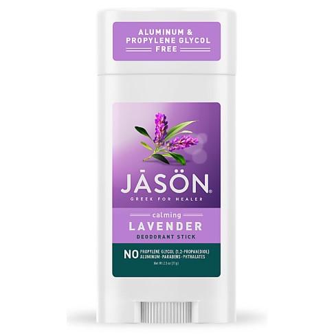 Jason Natural Deodorant Stick - Lavendel