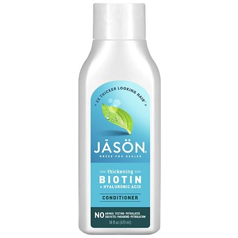 Jason Organic Biotin Conditioner (beschadigd haar)