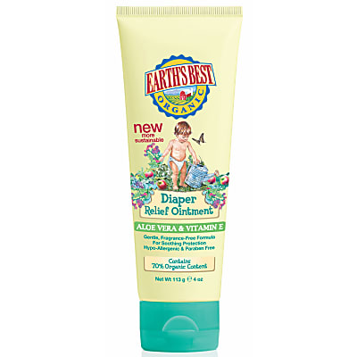 Jason Earth's Best Organic Nappy Relief Ointment