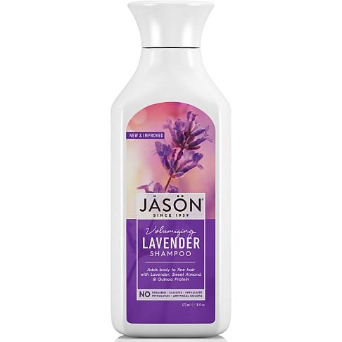 Jason Organic Volumising Lavender Shampoo (volume)