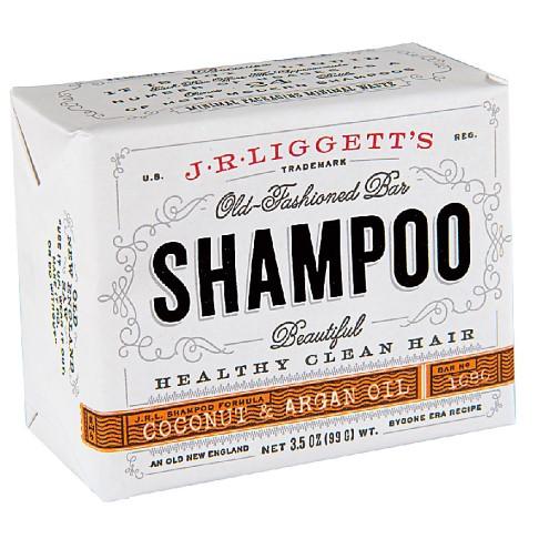 J.R. Liggett's Kokosnoot & Argan Shampoo Bar