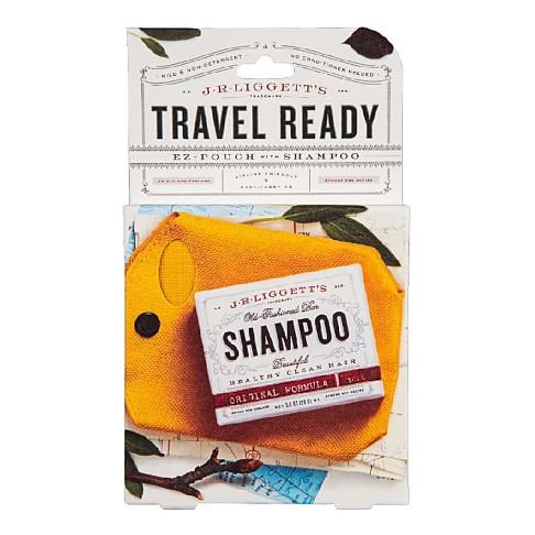 J.R. Liggett's Zakje met Originele Shampoo Bar