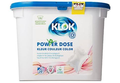 Klok Pow(d)er Dose Kleur