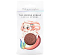 Konjac Mythical Mermaid Sponge Box met Haak - Pink Clay