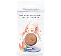 Konjac Mythical Mermaid Sponge Box met Haak - Red Clay