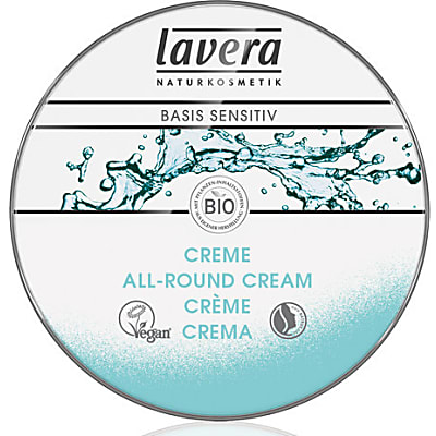 Lavera Basis Sensitive All Round Crème 25ml