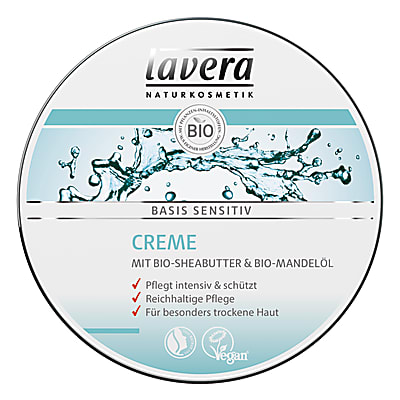 Lavera Basis Sensitive All Round Crème