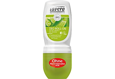 Lavera Body Spa: Lime Sensations Deodorantroller
